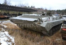 Kampf Reconnaissance Vehicle BPzV Svatava Späh-Version